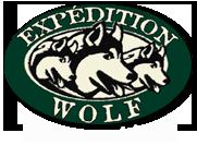 Expédition Wolf traîneau à chiens